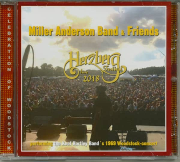 Live At Burg Herzberg Festival - 2018 (CD)
