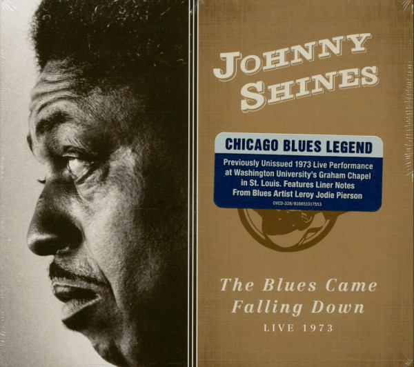 The Blues Came Falling Down - Live 1973 (CD)