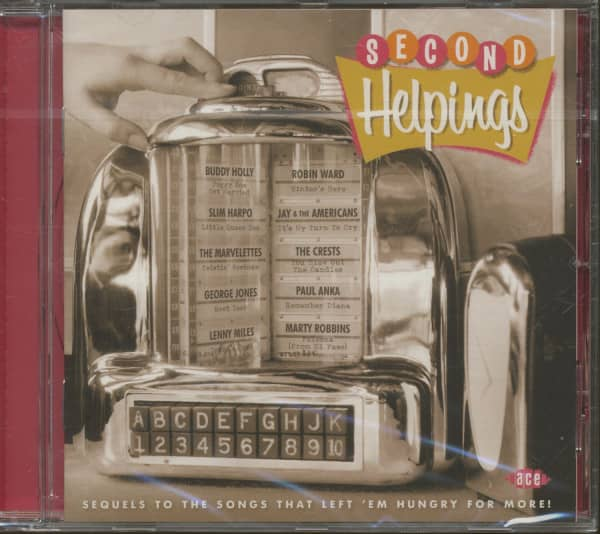 Second Helping - Sequels To The Songs That Left'em Hungry For More