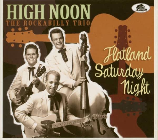 Flatland Saturday Night (CD)