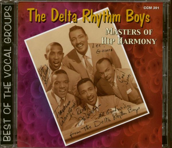 Masters Of Hip Harmony (CD)