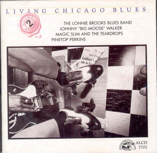Living Chicago Blues Vol.2