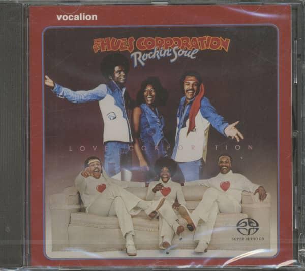 Rockin' Soul - Love Corporation (CD)