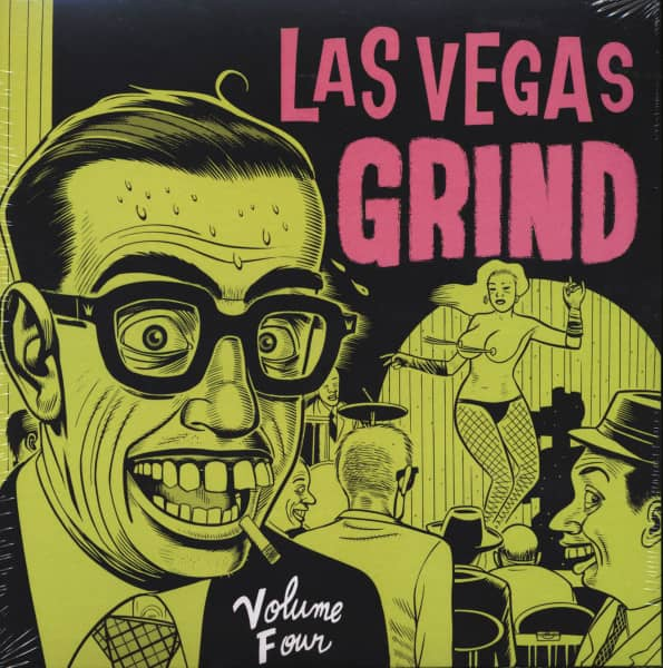 Vol.4 (LP) Las Vegas Grind