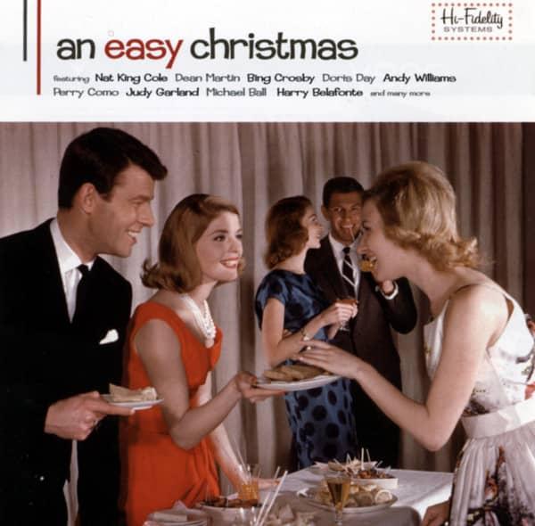 An Easy Christmas (CD)