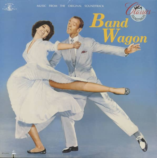 Band Wagon - Music From The Original Soundtrack (LP, Cut-Out)