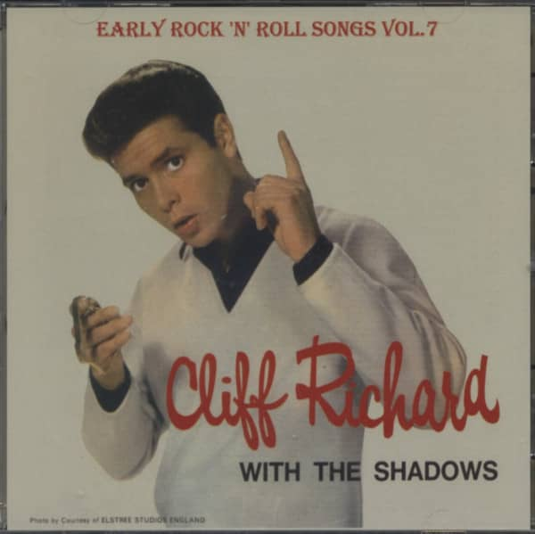 Vol.7, Early Rock'n'Roll Songs