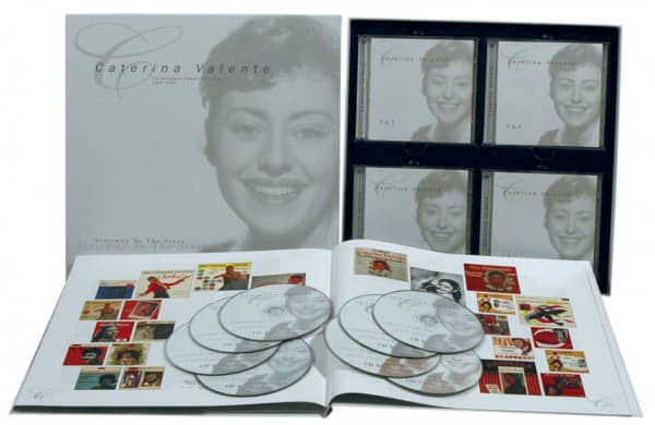 Polydor Recordings 1954-1958 (8-CD Box Set)