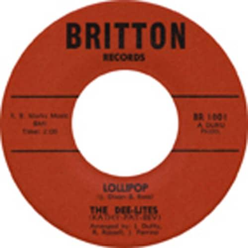 Lollipop - Give It Up 7inch, 45rpm