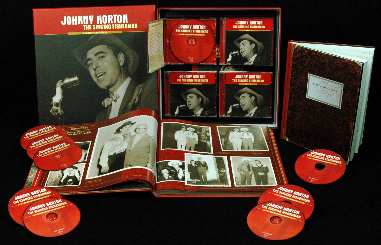 Johnny horton 6 classic albums plus 4cd.