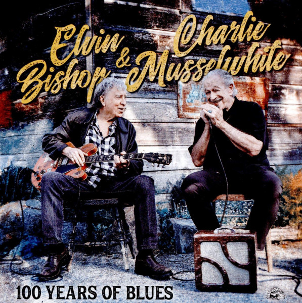100 Years Of Blues (CD)