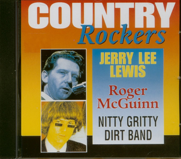 Country Rockers (CD)