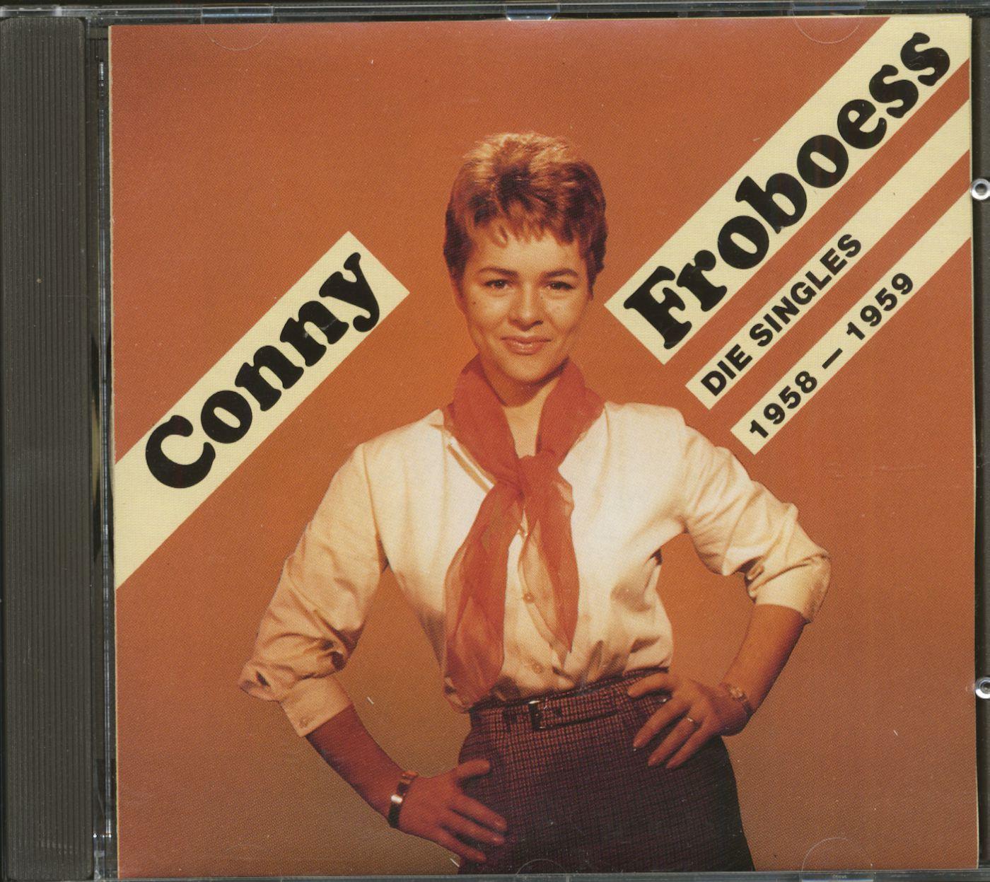 Conny Froboess Bilder conny froboess vol.1, die singles 1958-59