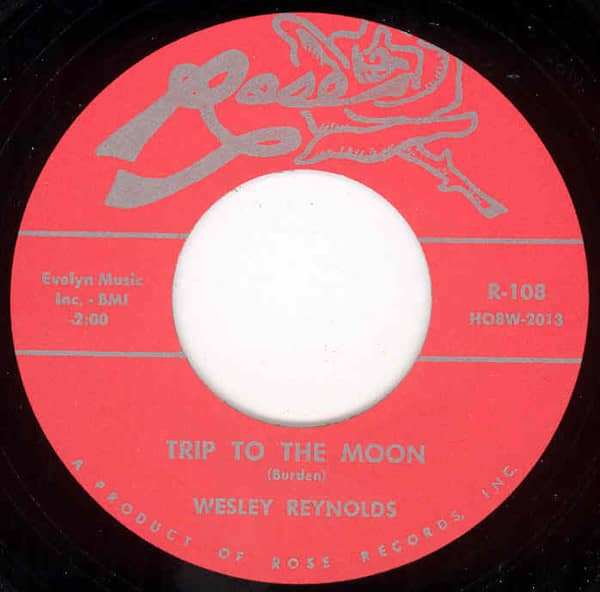 Trip To The Moon b-w Don't Say Goodbye 7inch, 45rpm