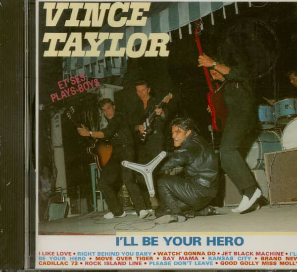 I'll Be Your Hero (CD)