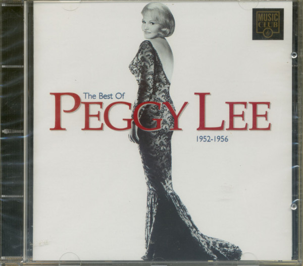 The Best Of Peggy Lee 1952-1956 (CD)