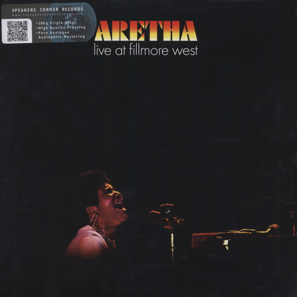 Live At Fillmore West (180g)