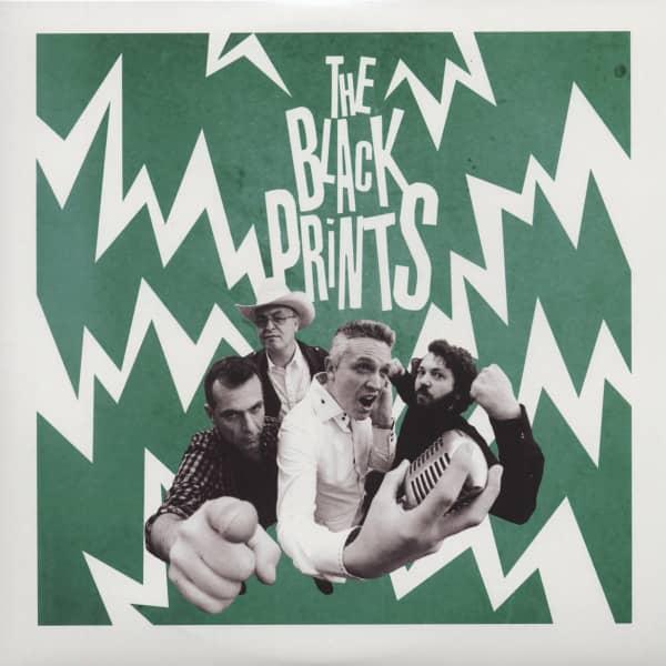 The Black Prints (2014) 10inch LP