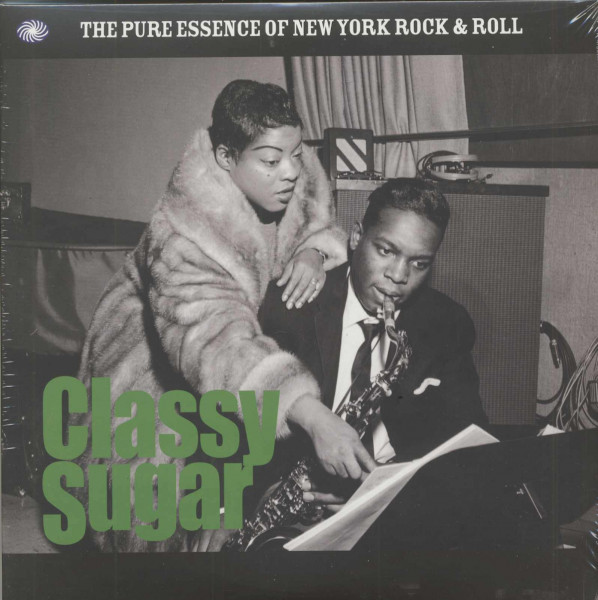 Classy Sugar (2-LP)