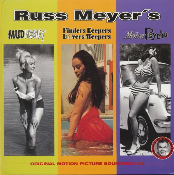 Russ Meyer's Original Motion Picture Soundtracks Vol.1 (LP)