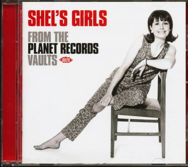 Shel's Girls - From The Planet Records Vaults (CD)