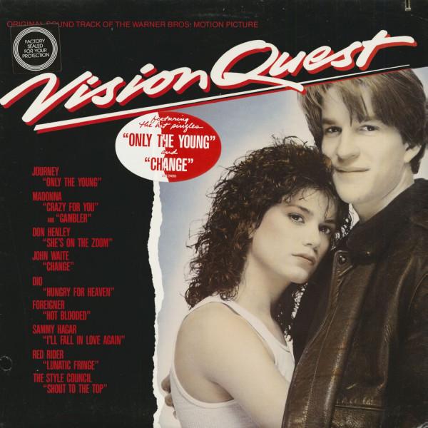 Vision Quest - Soundtrack (LP, Cut-Out)