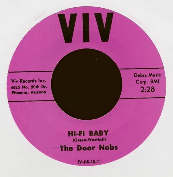 Hi-Fi Baby - I Need Your Lovin, Babe (7inch, 45rpm)