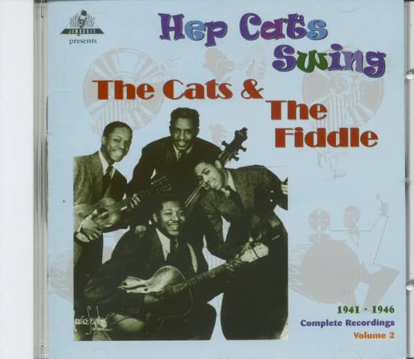 Vol.2, Complete Recordings 1941-46