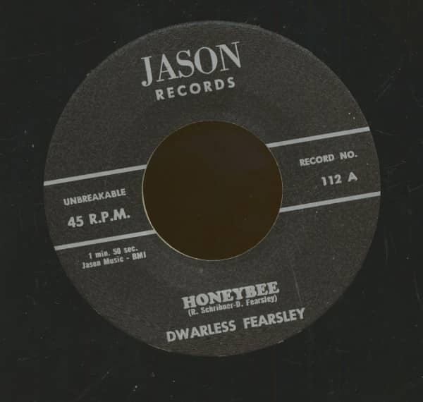 You Talk Too Much - Honey Bee (7inch, 45rpm)