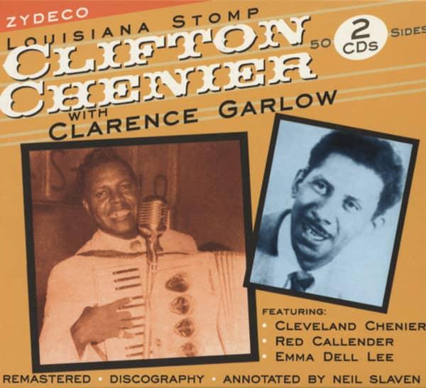 Louisiana Stomp (2-CD) (& Clarence Garlow)