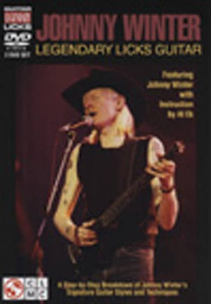 Legendary Licks Guitar (2-DVD)