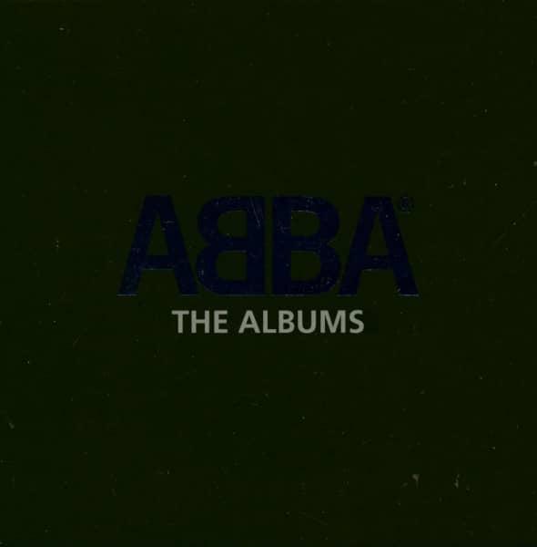 The Albums...plus (9-CD Cube Box)