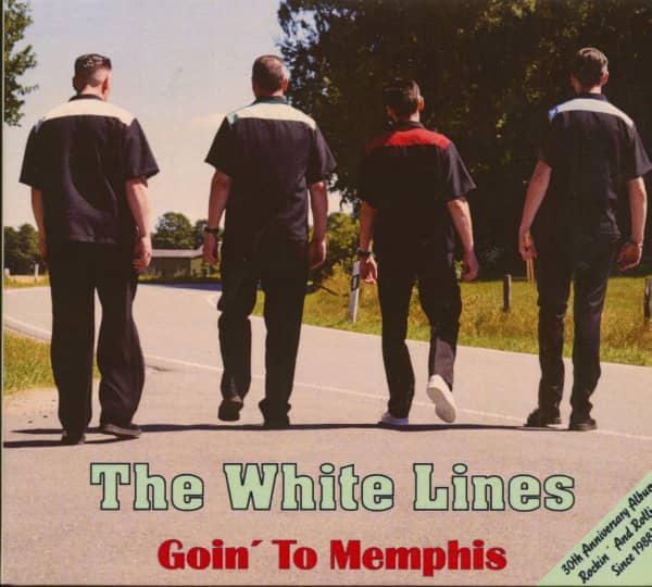 Goin' To Memphis (CD)
