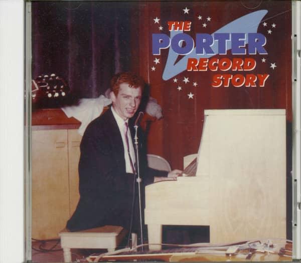 Porter Records Story (CD)