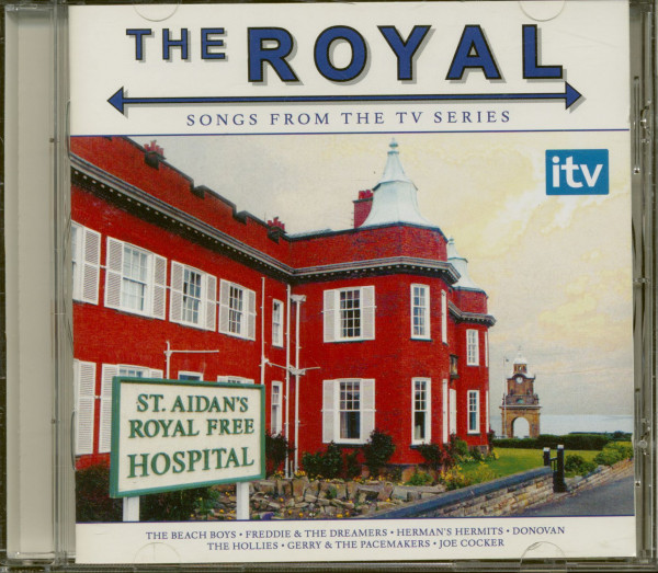 The Royal - Songs From The TV Series (CD)