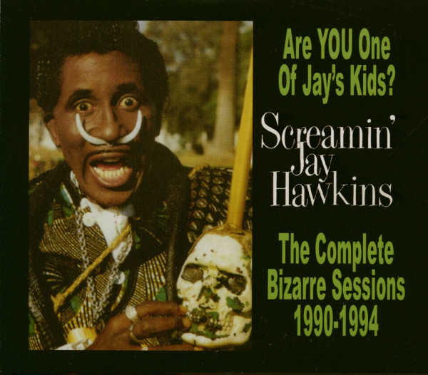 Are You One Of Jay's Kids ? - The Complete Bizarre Sessions 1990-1994 (2-CD)