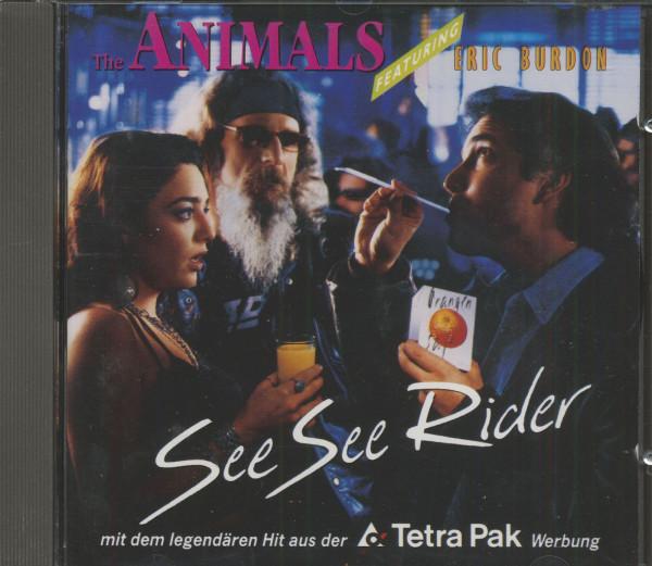 See See Rider (CD)