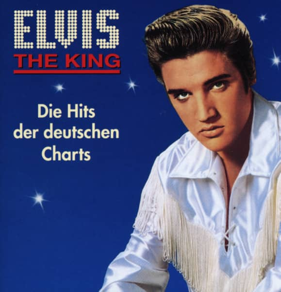 The King - Die Hits der deutschen Charts (CD)