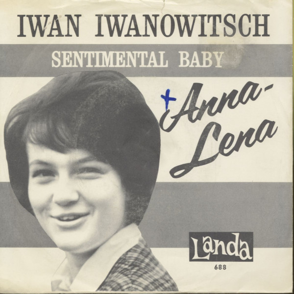 Iwan Iwanowitsch - Sentimental Baby (7inch, 45rpm, PS)