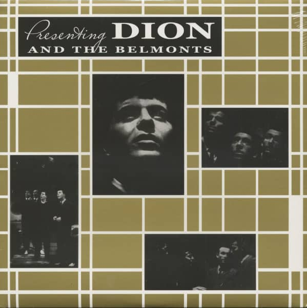 Presenting Dion & The Belmonts (LP)