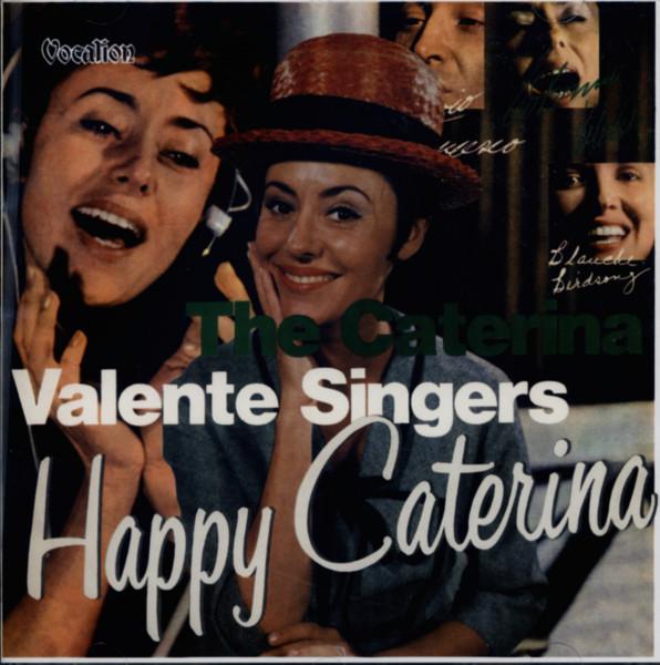 Happy Caterina & The Caterina Valente Singers (CD)