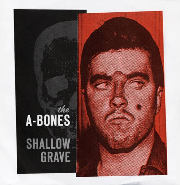 Shallow Grave - Rockin' Satellite 7inch, 45rpm, PS