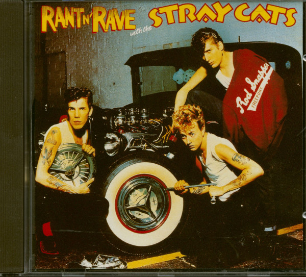 Rant'n'Rave With The Stray Cats (CD)