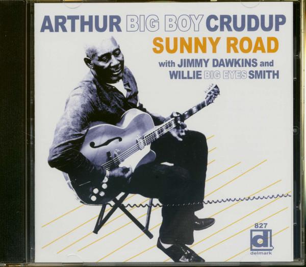 Sunny Road (CD)