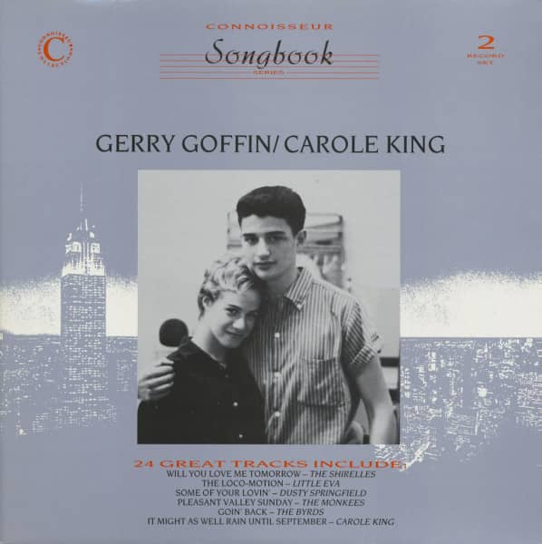 Gerry Goffin And Carole King - Songbook Series (2-LP)