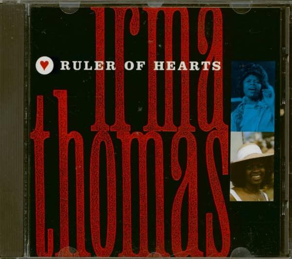 Ruler Of Hearts (CD)