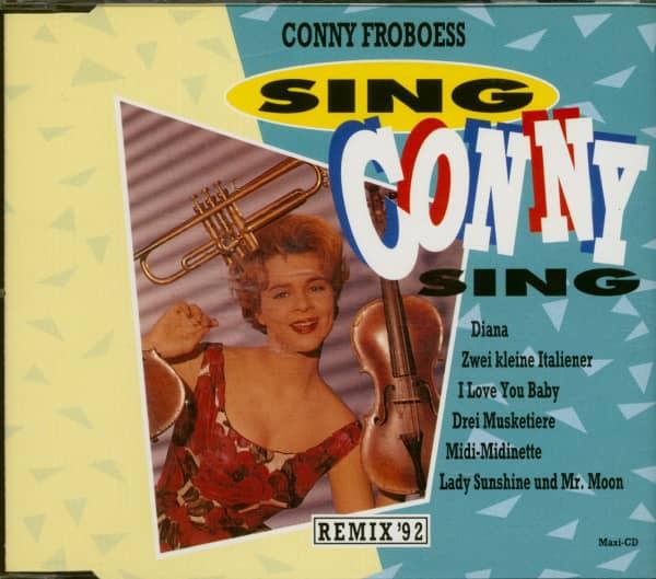 Sing Conny Sing - Remix '92 (CD)
