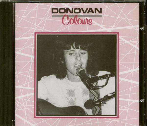 Colours (CD)