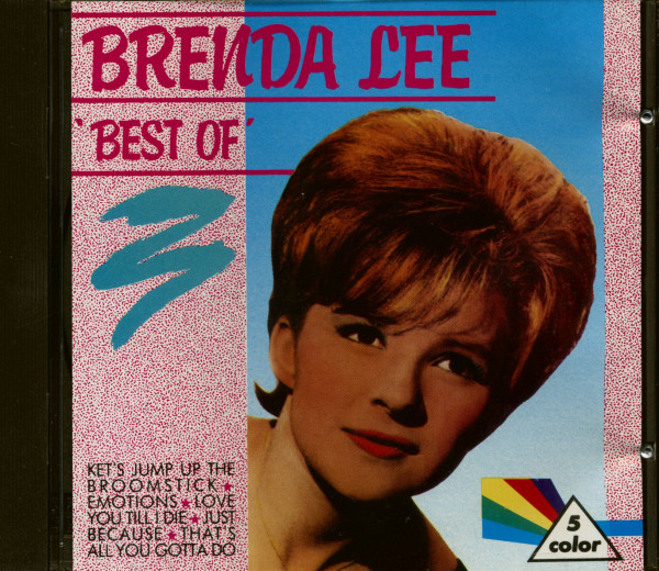 The Best Of Brenda Lee (CD)
