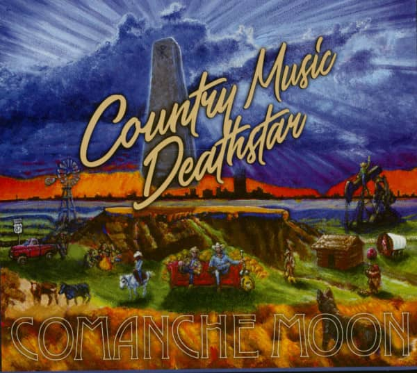 Country Music Deathstar (CD)